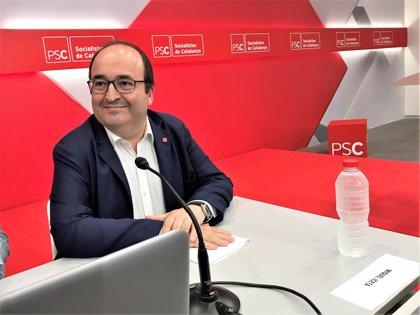 """Iceta censura el nombramiento de Serret como delegada en Bruselas y pide personas que puedan trabajar """"en plenitud"""""""