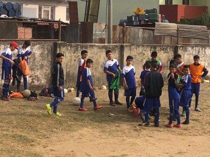 Futbolistas de un equipo infantil de Nepal protagonizarán un documental sobre su experiencia en la Donosti Cup 2018