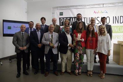 El Conjunto Histórico Pozo 5 de Villanueva y el Centro de Visitantes de Airbus, Premios de Turismo Industrial de Sevilla