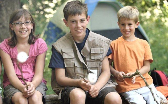 Campamentos de verano sin protocolos en alergia infantil