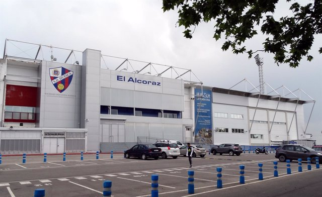 El Alcoraz espera el ascenso de la SD Huesca.