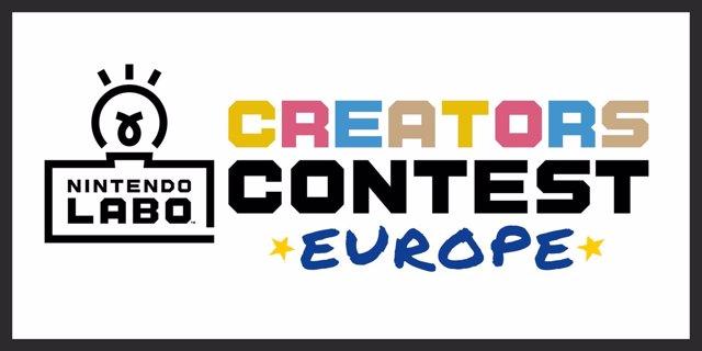 Logo del Nintendo Labo Creators Contest en Europa