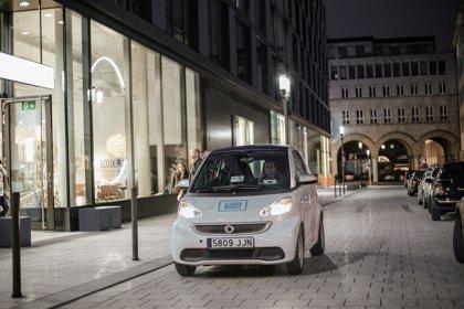 Las firmas de movilidad de Daimler Mytaxi, Movel y car2go suman casi 23 millones de clientes