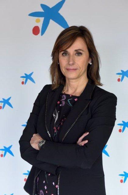 Cristina González Viu, nueva directora territorial de CaixaBank en Aragón y La Rioja