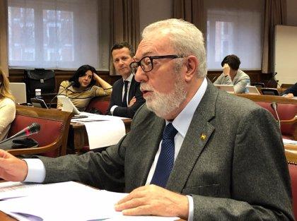 Agramunt continúa en el Consejo de Europa en Estrasburgo a la espera de que el PP proceda a sustituirle