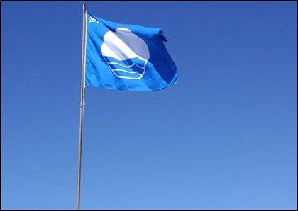 Las playas valencianas ya tienen sus banderas azules de excelencia y calidad