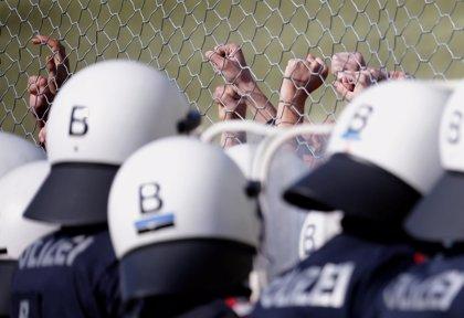 Austria despliega policías y militares en la frontera en un simulacro de respuesta a la inmigración ilegal