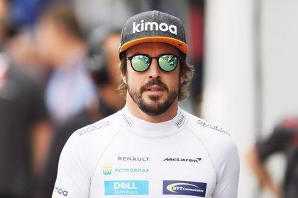 """Alonso: """"Es bueno tener otra carrera este fin de semana tras un resultado decepcionante"""""""