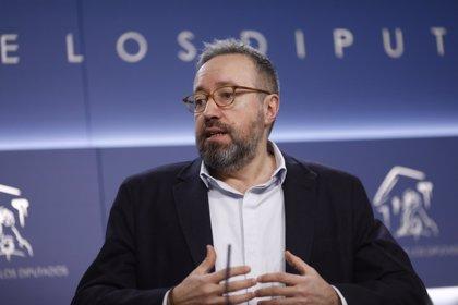 """Girauta denuncia el veto de una comisión del Parlamento Europeo a una actuación de Boadella: """"Son censores"""""""
