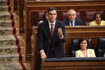 La oposición examina mañana a Sánchez en el Congreso sobre pactos con separatistas, derechos civiles y nuevos impuestos