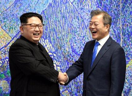 Las dos Coreas acuerdan un estudio conjunto para modernizar la red de tren en la frontera común