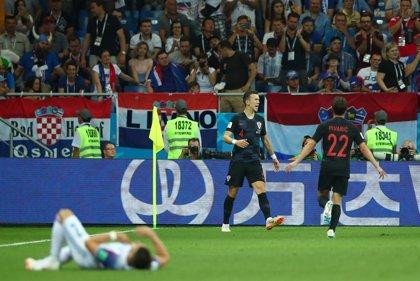Croacia sella la primera plaza a medio gas y tumba las opciones de Islandia