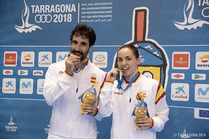 España suma nueve medallas más gracias al bádminton, gimnasia, lucha y halterofilia