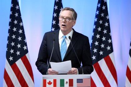 """El representante Comercial de EEUU asegura que protegerá """"a toda costa"""" los intereses de Washington"""