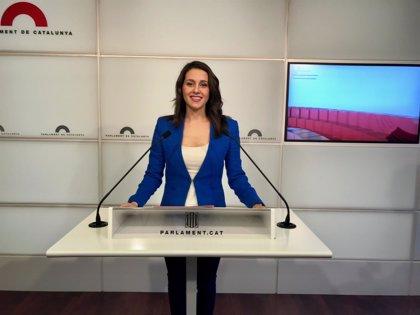 """Arrimadas: """"La política penitenciaria no puede ser moneda de cambio para estar en La Moncloa"""""""