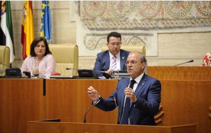 """Monago pregunta a Vara que """"para qué quiso ser presidente"""" a la vista de los resultados de la legislatura"""