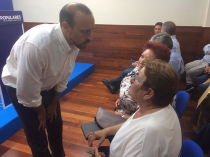 Elio Cabanes (PP) anuncia que creará un equipo de abogados para alcaldes denunciados por la izquierda