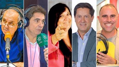 CSR destaca que se consolida como cadena pública de referencia para los andaluces, según el EGM