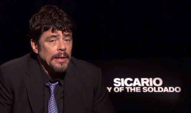 Entrevista con Benicio del Toro