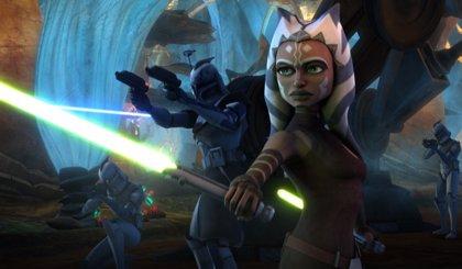 Star Wars estará en la Comic Con de San Diego para celebrar 10 años de Las Guerras Clon