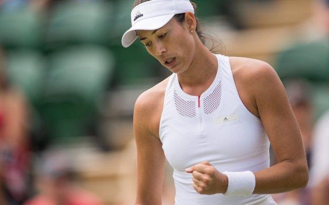 Muguruza: 'Ganar Wimbledon quizá haya tenido más impacto que ganar Roland Garros'
