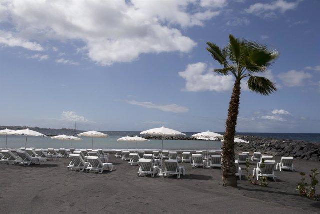 Nueva playa del Duque
