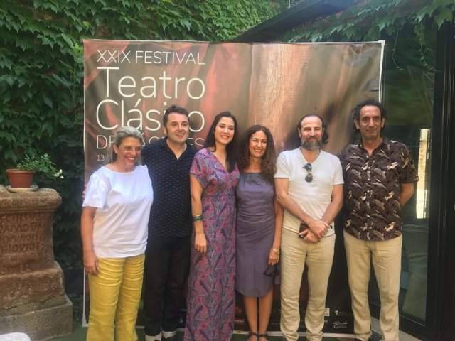Presentación de El Criticón en el Festival de Teatro Clásico de Cáceres