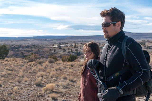 Benicio del Toro en Sicaro: El día del Soldado