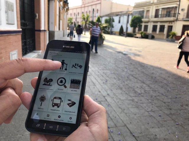 App #GerociudadALCALÁ.