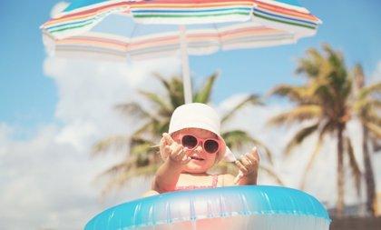 Con tu bebé, ¡en guardia frente al calor!