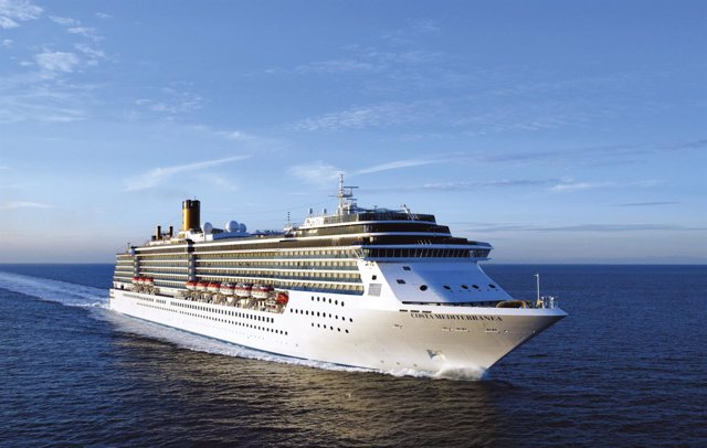 Costa Cruceros/70 aniversaio