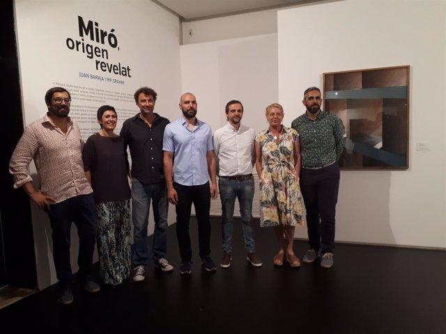 Exposición 'Miró, origen revelat'