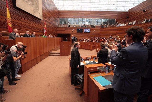Valladolid. Herrera Debate de Política General