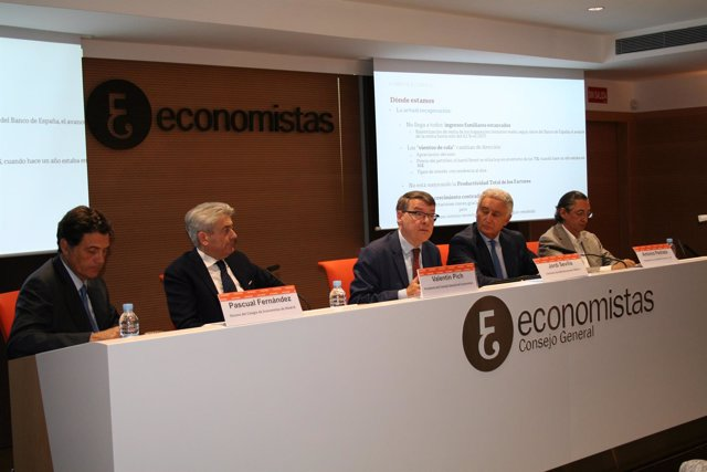 El exministro Jordi Sevilla