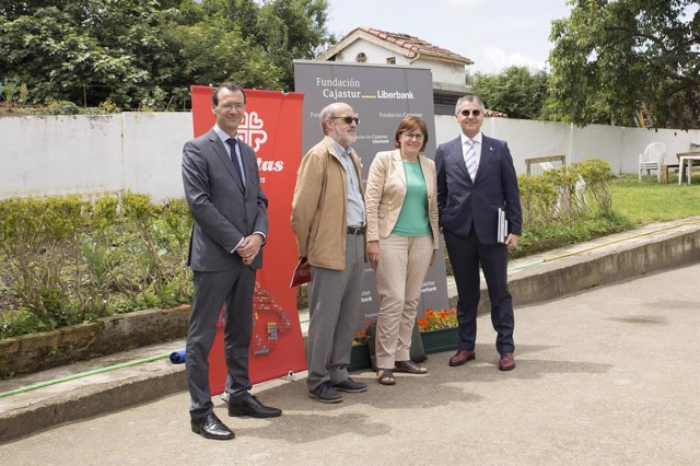 Acuerdo entre Fundación Cajastur y Cáritas