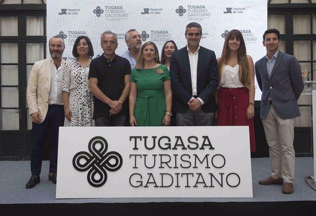 Nueva imagen coorporativa de Tugasa, la red hotelera de Diputación de Cádiz