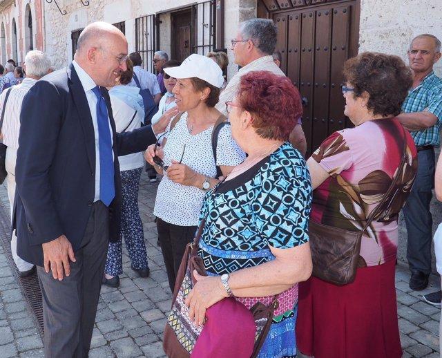 Convivencia de Asociaciones de Personas Mayores en Montemayor