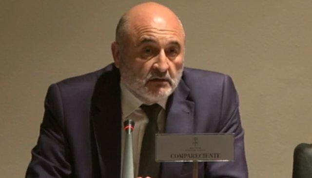Avelino Viejo, el Síndico Mayor de la Junta General del Principado de Asturias