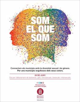 Campaña de la Diputación de Barcelona 'Som el que som'