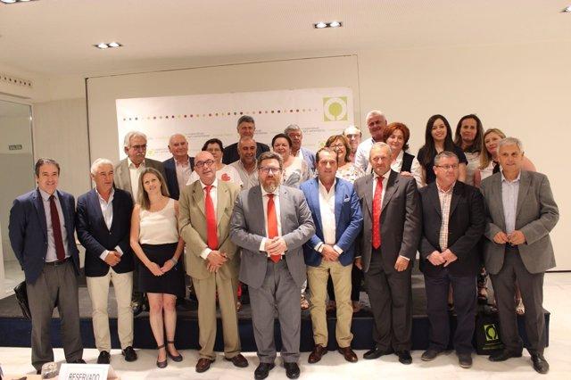 Asamblea general de Cooperativas Agro-alimentarias.