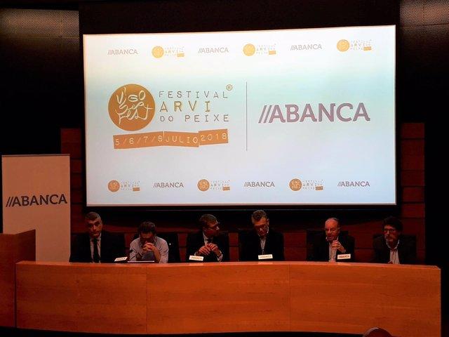 Abanca presenta soluciones tecnológicas desarrolladas para el Vigo SeaFest