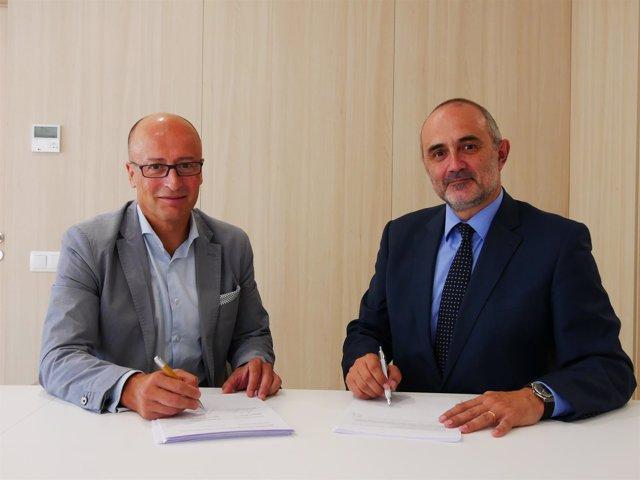 Firma del nuevo Centro de Excelencia Oncológica GenesisCare y Clínica Corachan