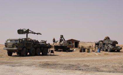 """El Ejército de Siria anuncia la """"liberación"""" de la región de Badia tras la expulsión de Estado Islámico"""