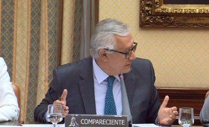 Arenas afirma que Lapuerta le aseguró al llegar a 'Génova' que los donativos al PP eran legales y sin contrapartidas