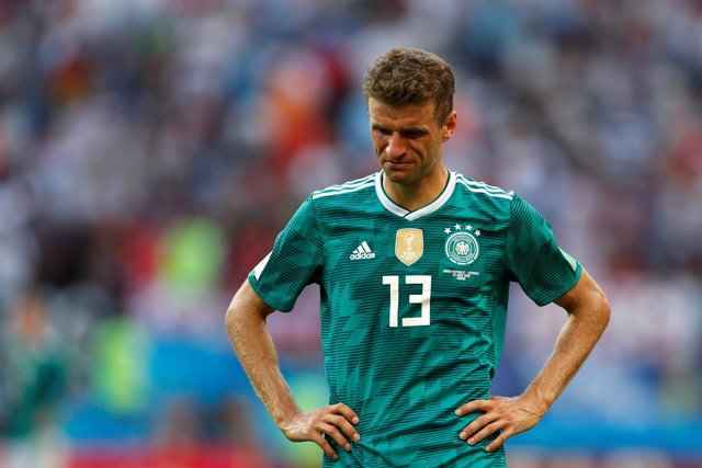 Alemania, tercer campeón consecutivo que cae en la fase de grupos