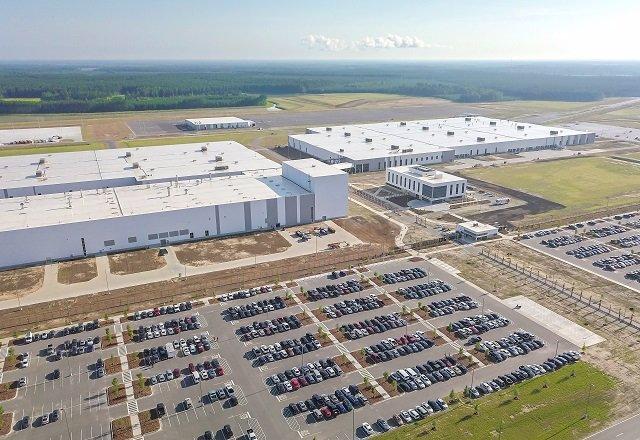 Nueva planta de producción de Volvo Cars en EEUU