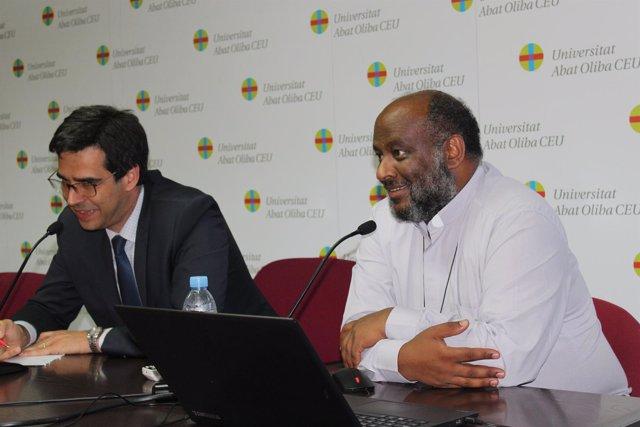 El sacerdote eritreo Mussie Zerai, creador de la Fundació Habeshia