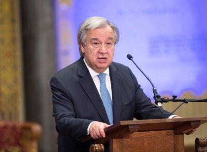 Guterres condena la muerte de un 'casco azul' en un ataque en Sudán del Sur
