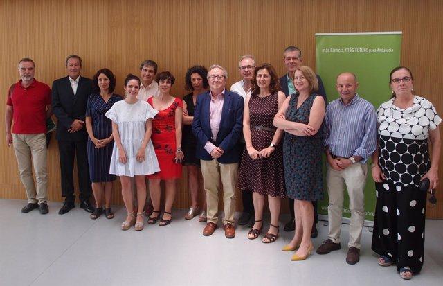 Reunión del patronato de la Fundación Descubre