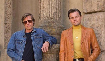 Primera imagen de Leonardo DiCaprio y Brad Pitt en lo nuevo de Tarantino, Once Upon a Time in Hollywood